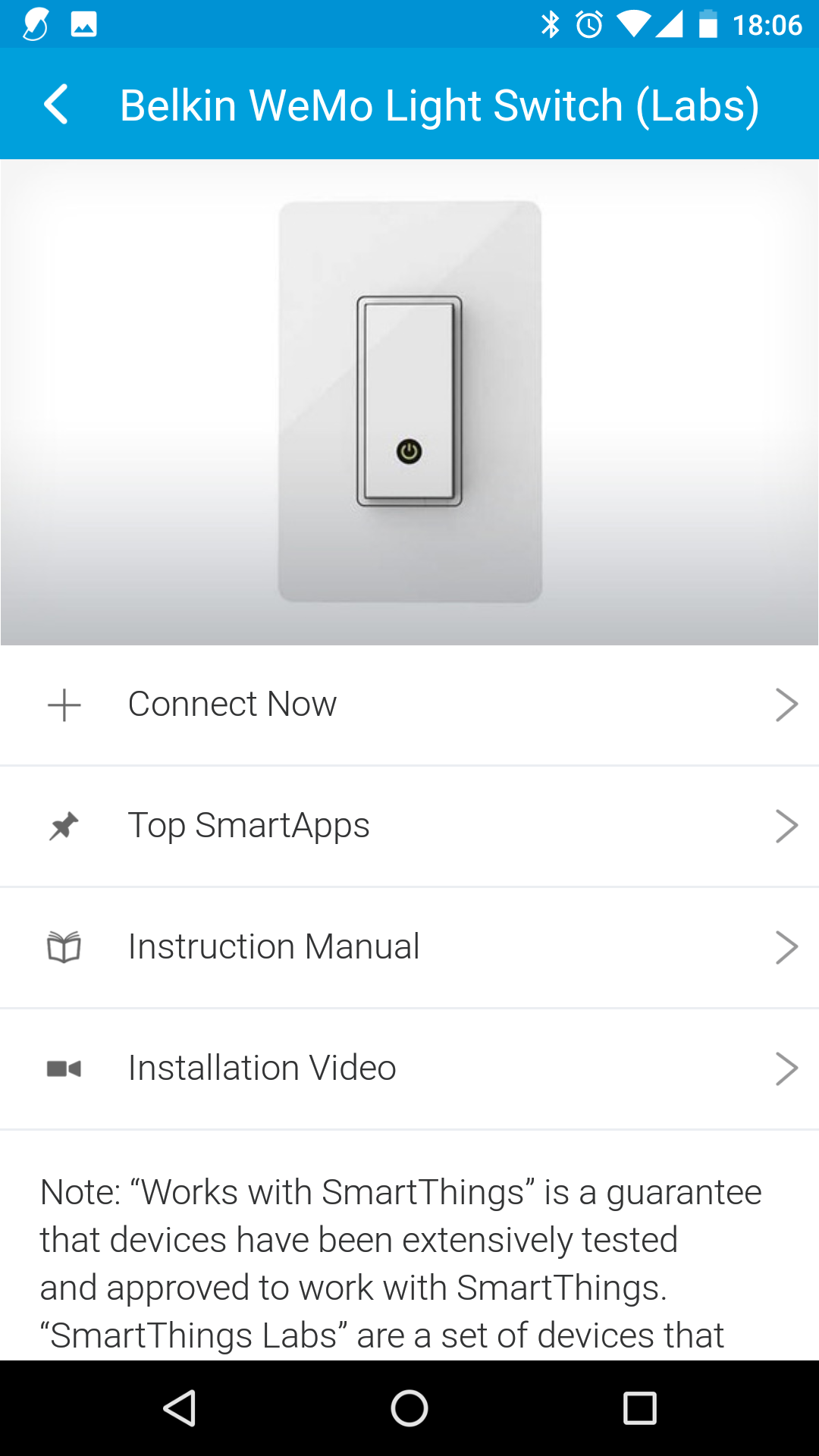 How To Set Up The Belkin Wemo Light Switch With Amazon Echo And Am Trying Install Ge Zwave Switches Having No Luck Find Click On That
