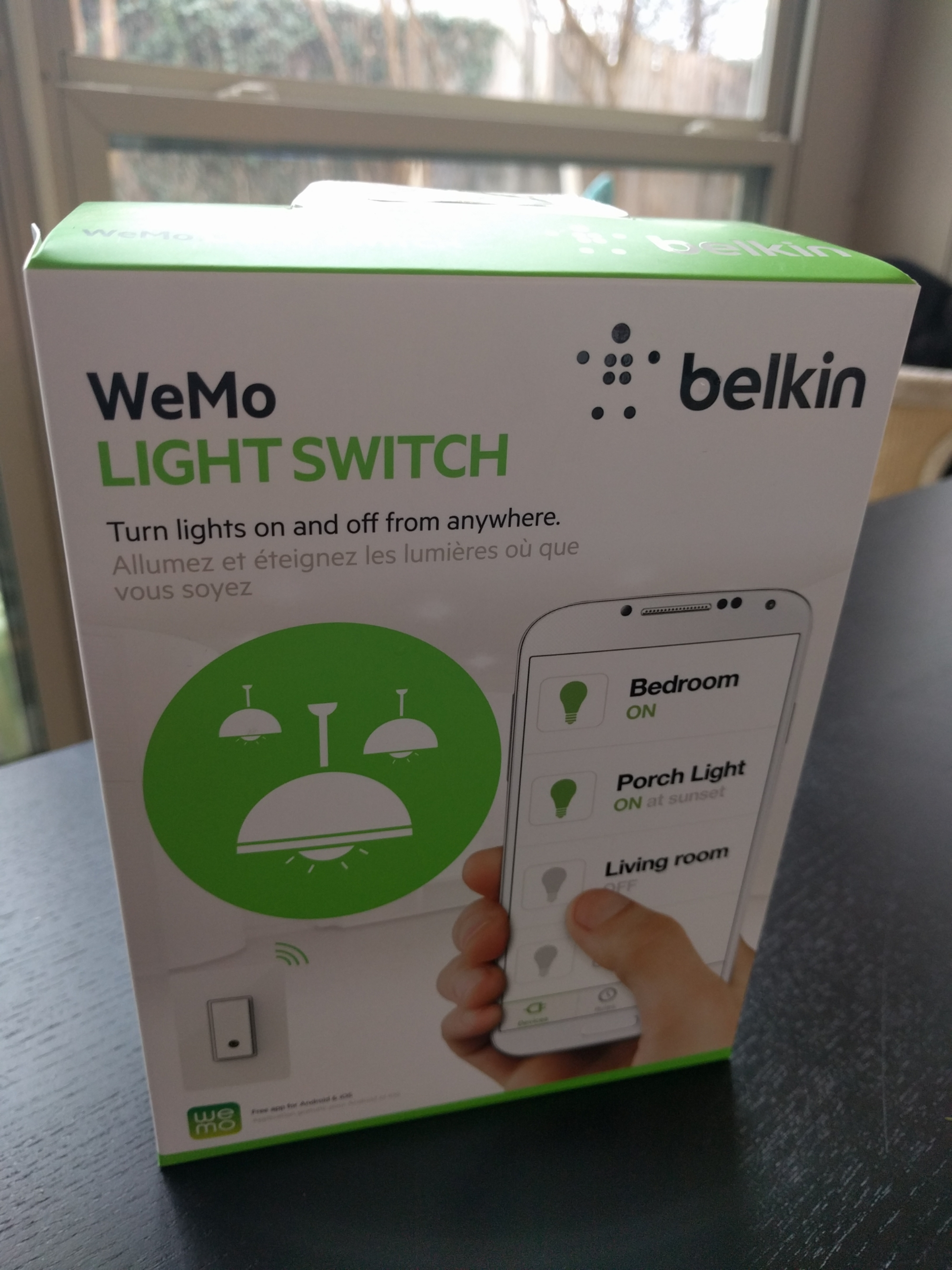 How To Set Up the Belkin WeMo Light Switch with Amazon Echo and