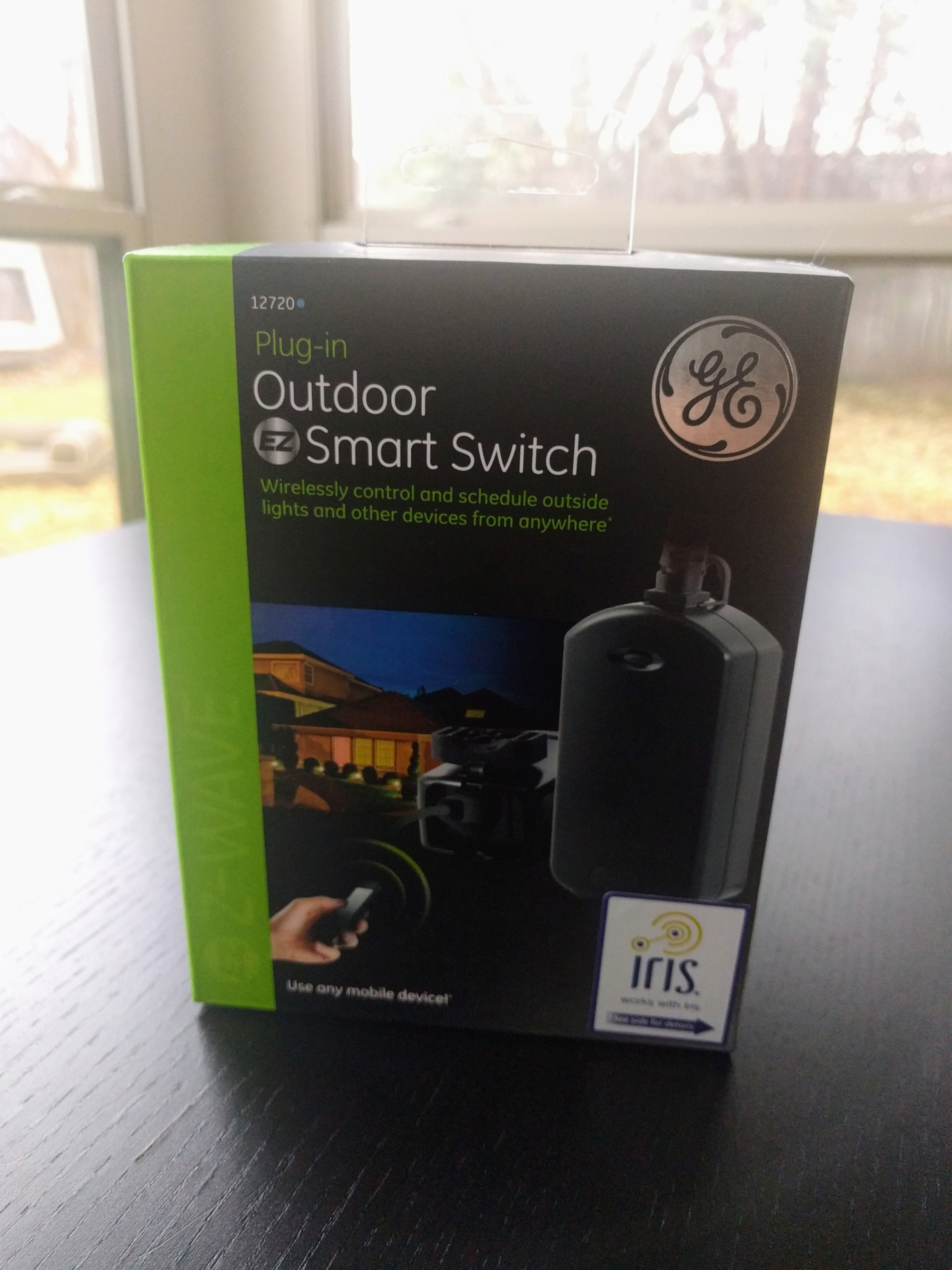 How To Set Up the GE Outdoor Smart Switch with Samsung SmartThings
